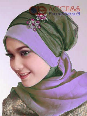 Make-Up Minimalis Berjilbab