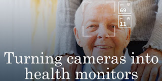 Oxehealth Extract And Measure Five Vital Signs From Digital Cameras