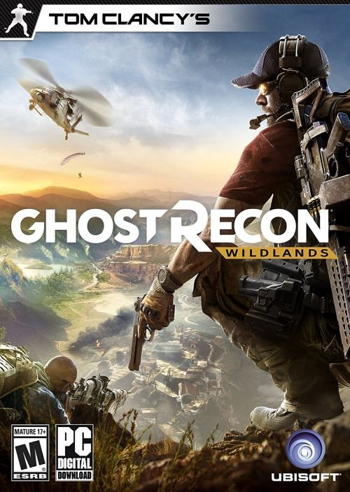 Tom Clancy's Ghost Recon Wildlands ESPAÑOL PC