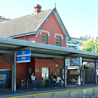 Estação San Isidro, Buenos Aires, Argentina