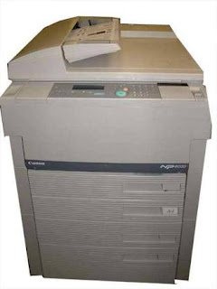 Mesin fotocopy NP6030