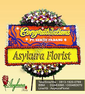 Bunga Papan Selamat dan Sukses Toko Bunga Bekasi