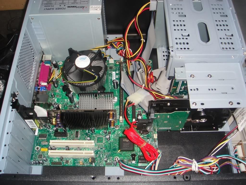 Ensamblaje de una computadora pdf995