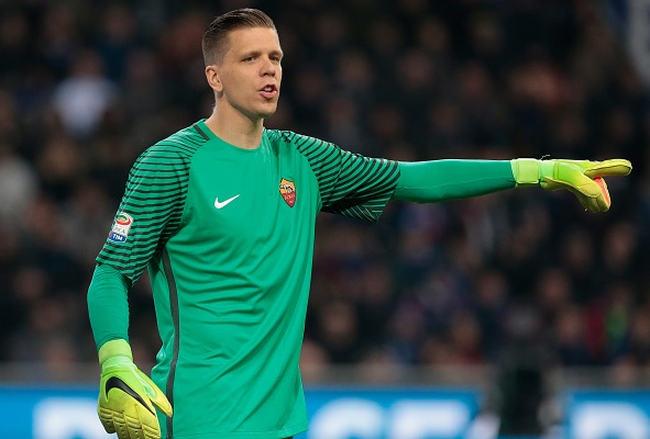 Arsenal's Wojciech Szczesny set to join Serie A winners Juventus