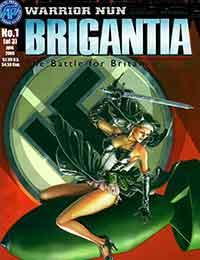 Warrior Nun Brigantia