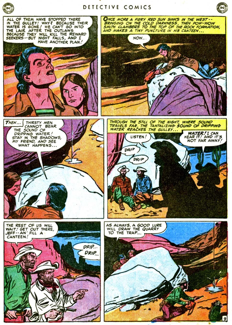 Read online Detective Comics (1937) comic -  Issue #162 - 47