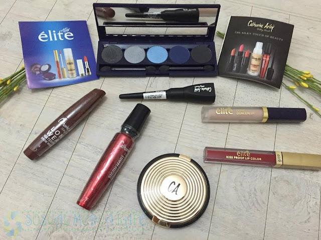 Elite Kozmetik Catherine Arley Kozmetik Makyaj Ürünleri