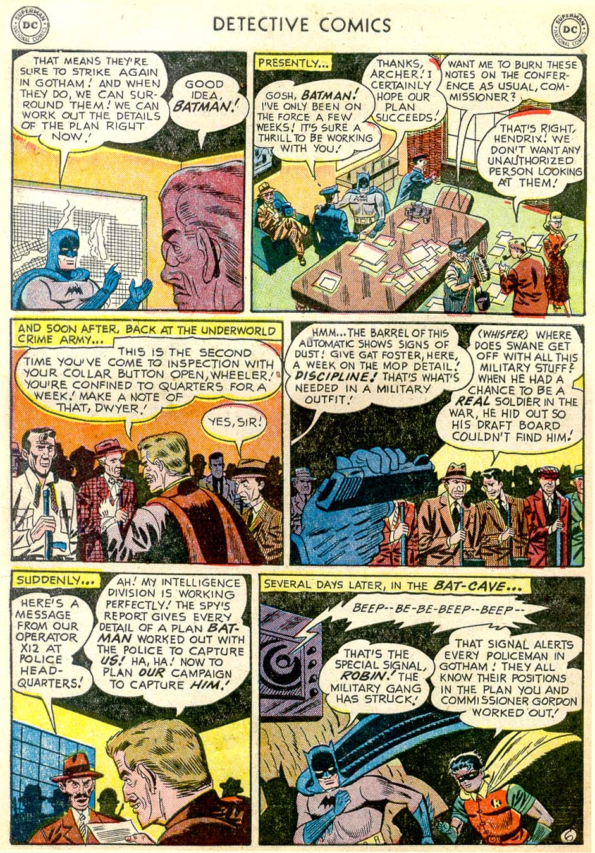 Read online Detective Comics (1937) comic -  Issue #178 - 8