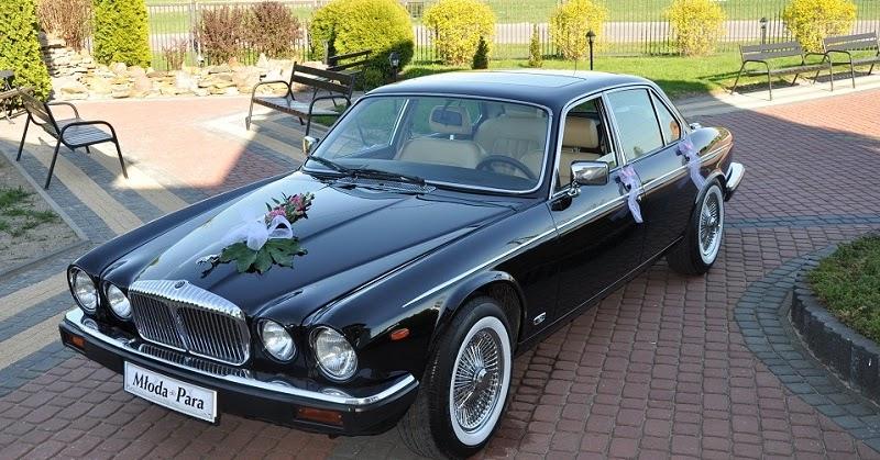 samochody weselne jaguar daimler double six. Black Bedroom Furniture Sets. Home Design Ideas