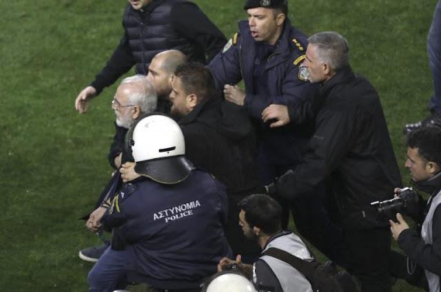 ΠΑΟΚ – ΑΕΚ: Ένταλμα κατά του Ιβάν Σαββίδη – Αναζητούνται κι άλλοι τέσσερις