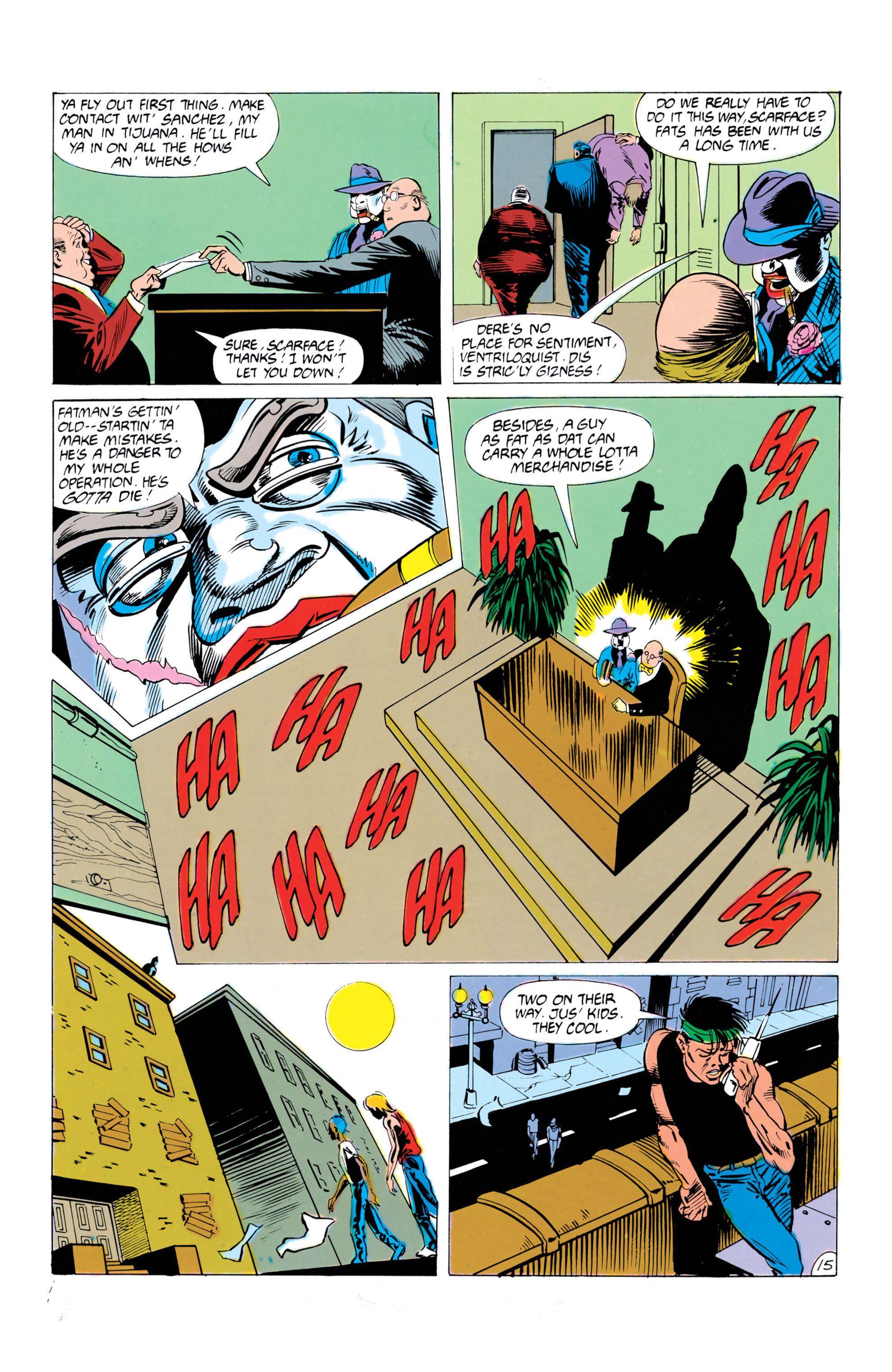 Detective Comics (1937) 583 Page 15