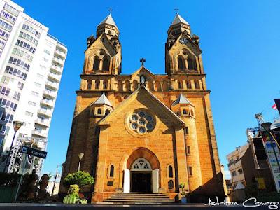 Site com fotos da cidade de Lages