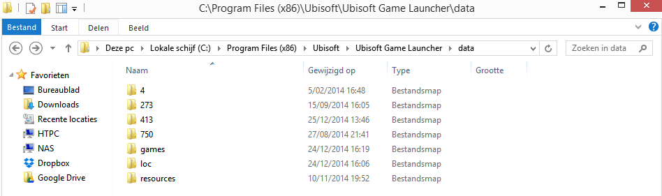Tutorial] Move Uplay game to another pc - Jürgen's Blog