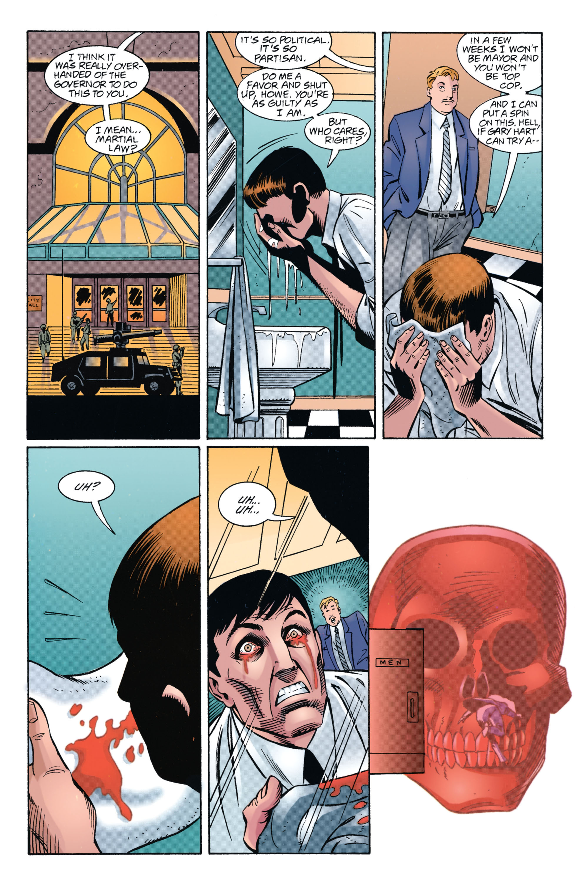 Detective Comics (1937) 696 Page 17