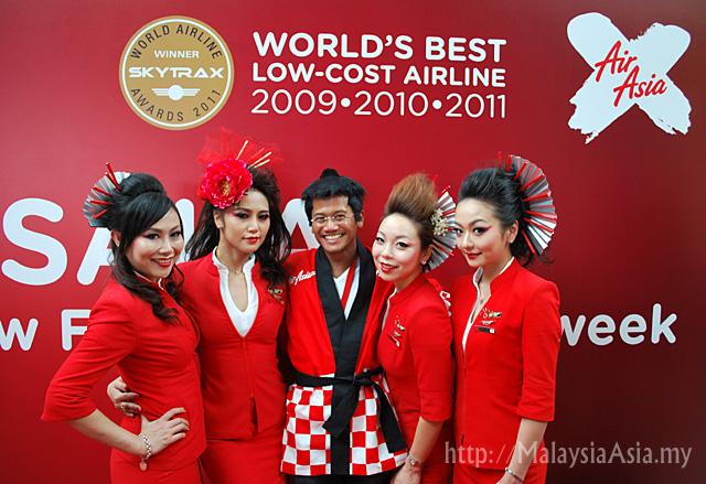 AirAsia X CEO Azran Osman-Rani