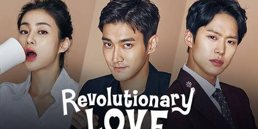 Download Drama Korea Revolutionary Love Subtitle Indonesia