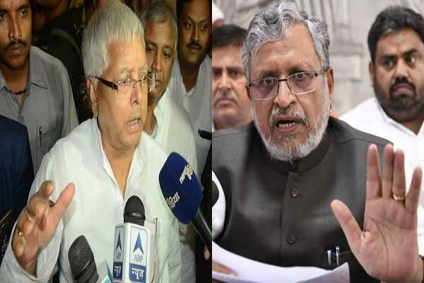 sushil-modi-exposed-lalu-yadav-link-with-sand-mafia-in-bihar