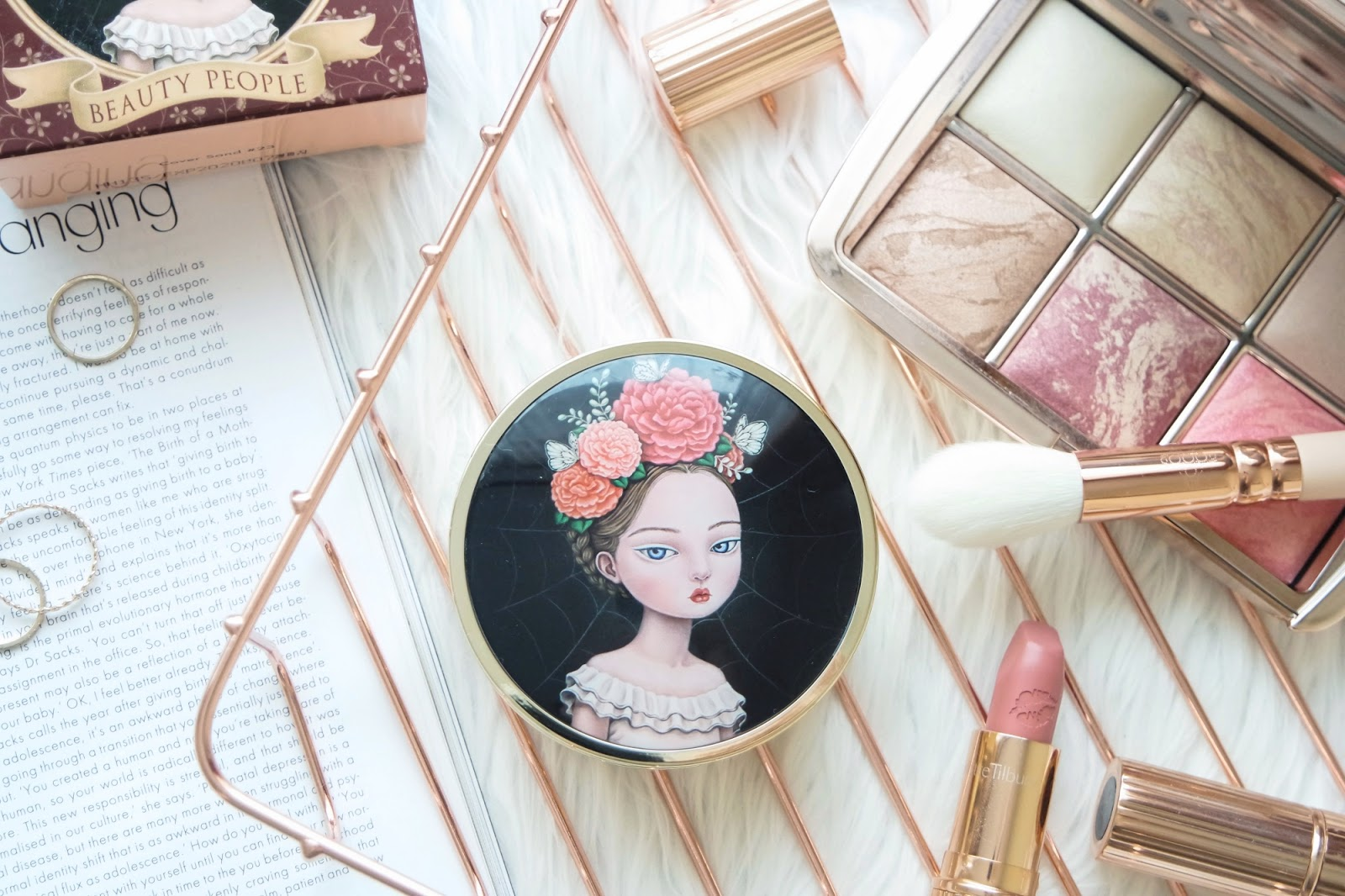 BEAUTY PEOPLE Absolute Lofty Girl Cushion Foundation