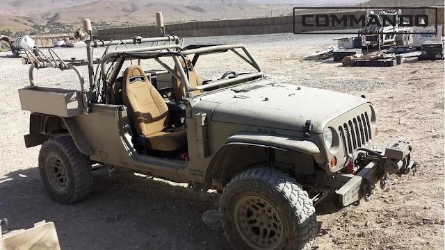 Vuelve el Jeep a las FFAA de Estados Unidos. CommandoUSA0016