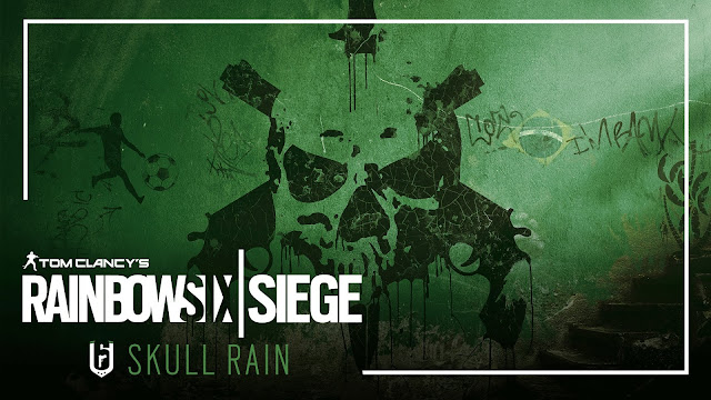 Rainbow Six Siege Sull Rain
