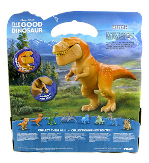 the good dinosaur butch figure