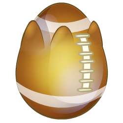 Touchdown Dragon (Egg)