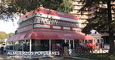 Kiosko la Pérgola Valencia