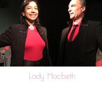 Théâtre Lady MacBeth