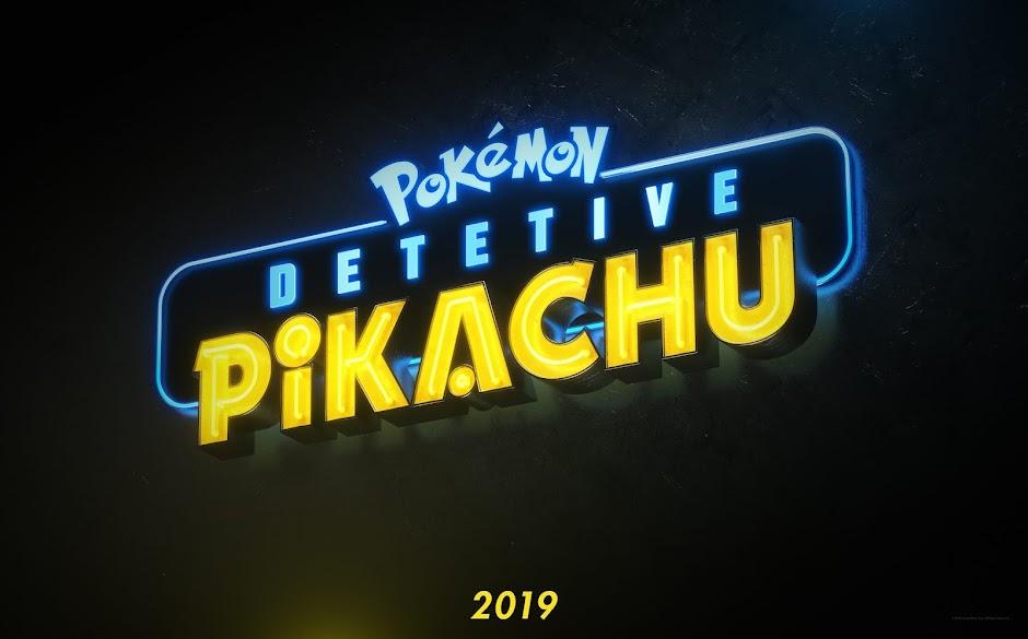 Pokémon: Detetive Pikachu | Revelada arte oficial do primeiro live-action da franquia