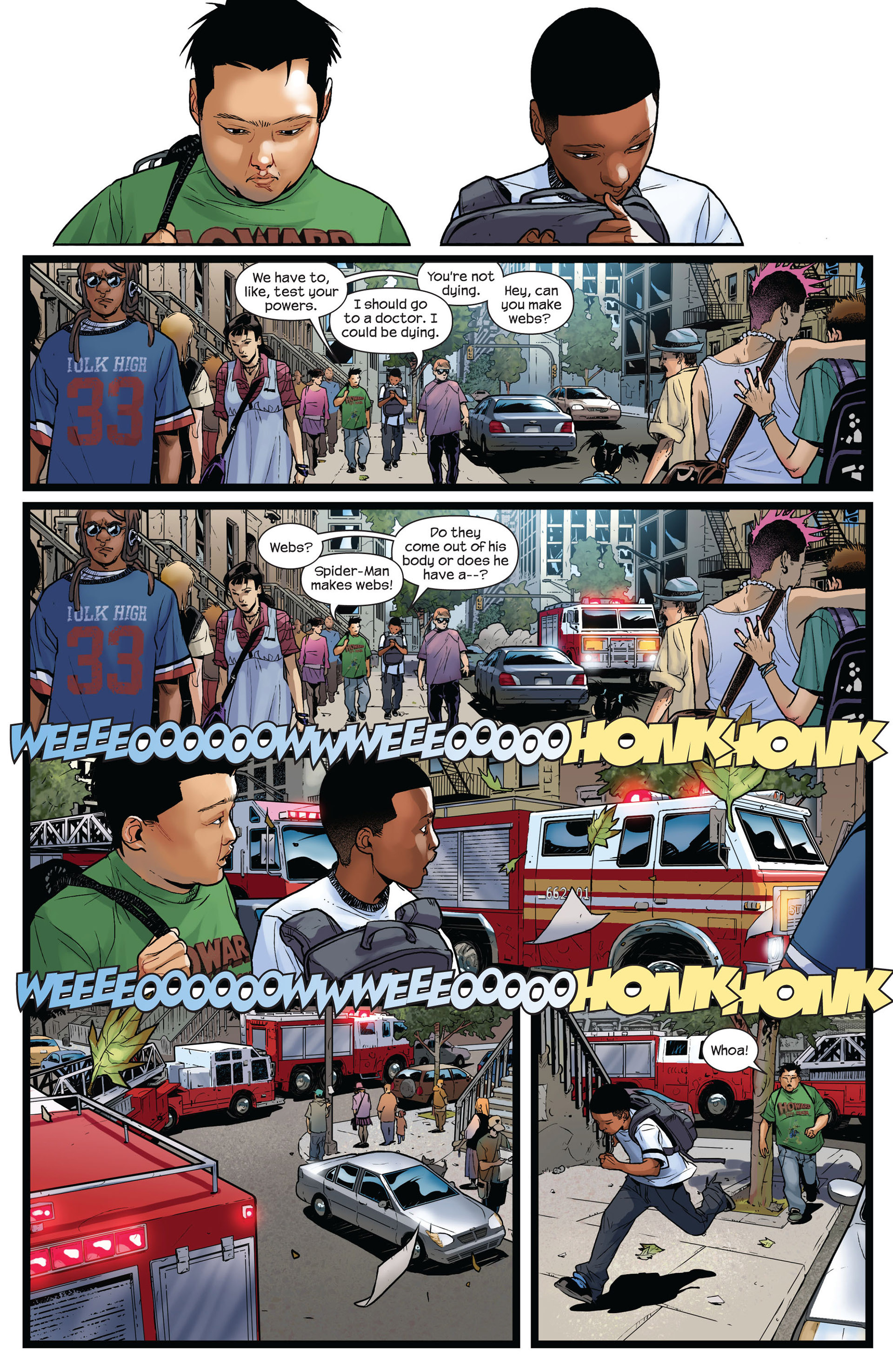 Read online Ultimate Comics Spider-Man (2011) comic -  Issue #3 - 8