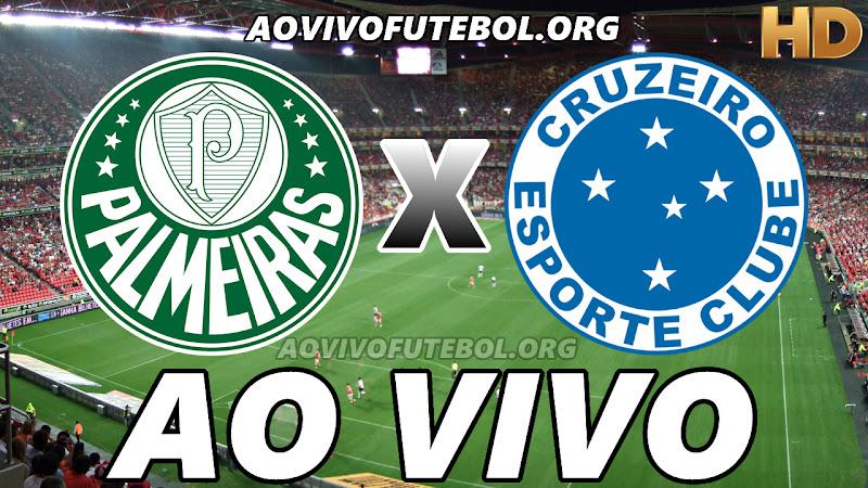 Palmeiras x Cruzeiro Ao Vivo na TV HD
