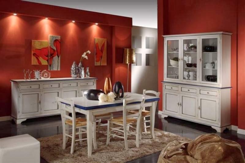 Fotos ideas para decorar casas - Color paredes comedor ...