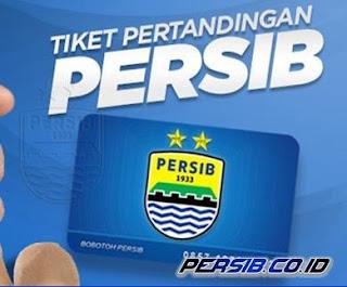 Cara Membeli Tiket Online Pertandingan Persib Bandung