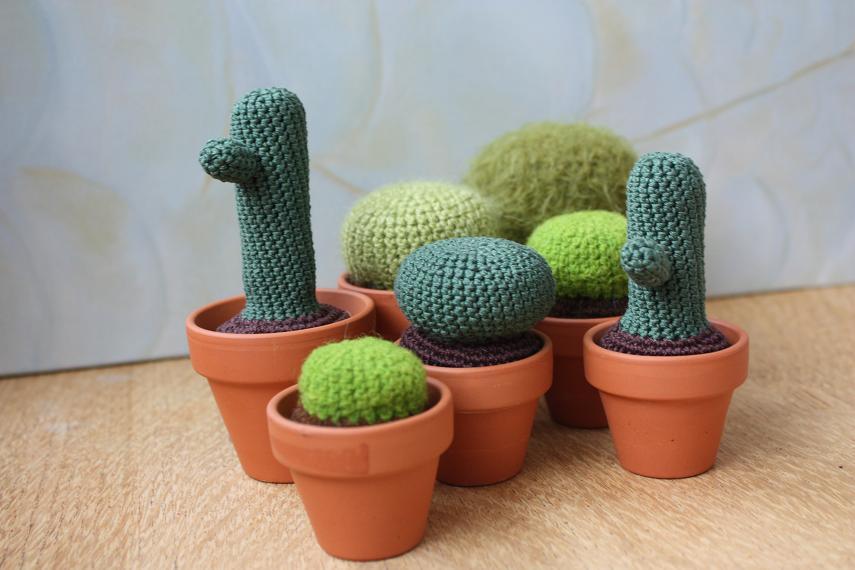 tutorial amigurumi cactus # 1 || misyelshin crochet - YouTube | 570x855