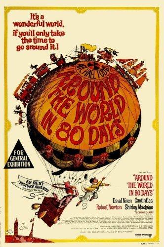 A Volta ao Mundo em 80 Dias DVD-R