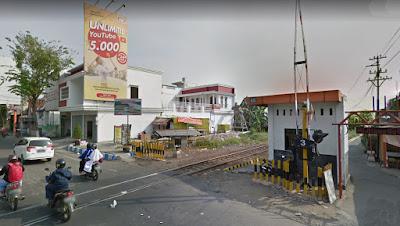 Proyek Jalur Ganda KA Wonokromo - Jombang, 71 Bidang Tanah di Kota Mojokerto Tergusur