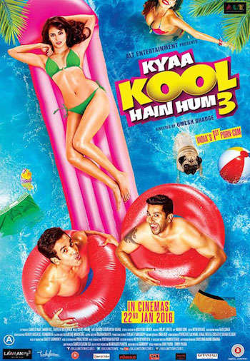 Kya Kool Hain Hum 3 2016 Hindi Movie Download
