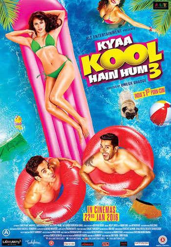 Kya Kool Hain Hum 3 2016 Hindi Movie Download
