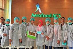 Lowongan Kerja SMA/SMK Di PT Aerofood Indonesia Bali