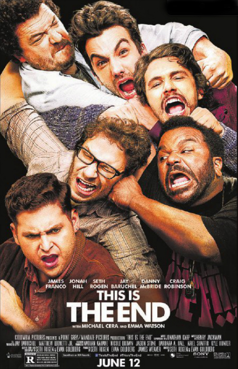Zachary S Marsh39s Movie Reviews REVIEW This is The End