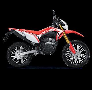 Warna New Honda CRF150L- Honda Sejahtera Mulia CIrebon JAwa Barat