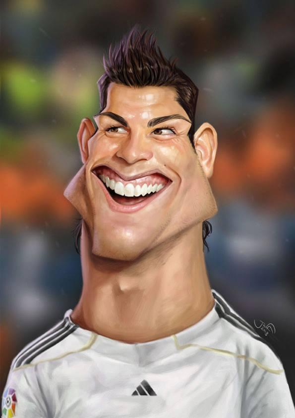 Cristiano Ronaldo por Jeff Lourenço
