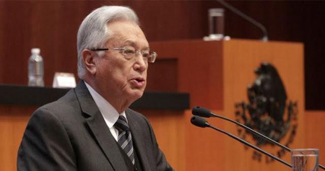 'Quienes privatizaron Pemex deben ser juzgados por traición a la patria': Bartlett