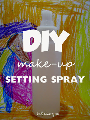 DIY Setting Spray