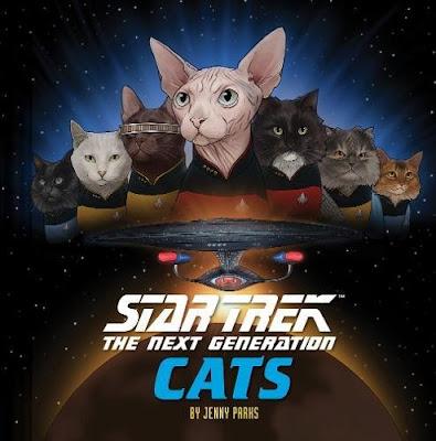 Star Trek: The Next Generation: Cats
