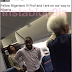 Prof. Wole Soyinka Leaves America For Nigeria After Donald Trump's Victory [PHOTOS]
