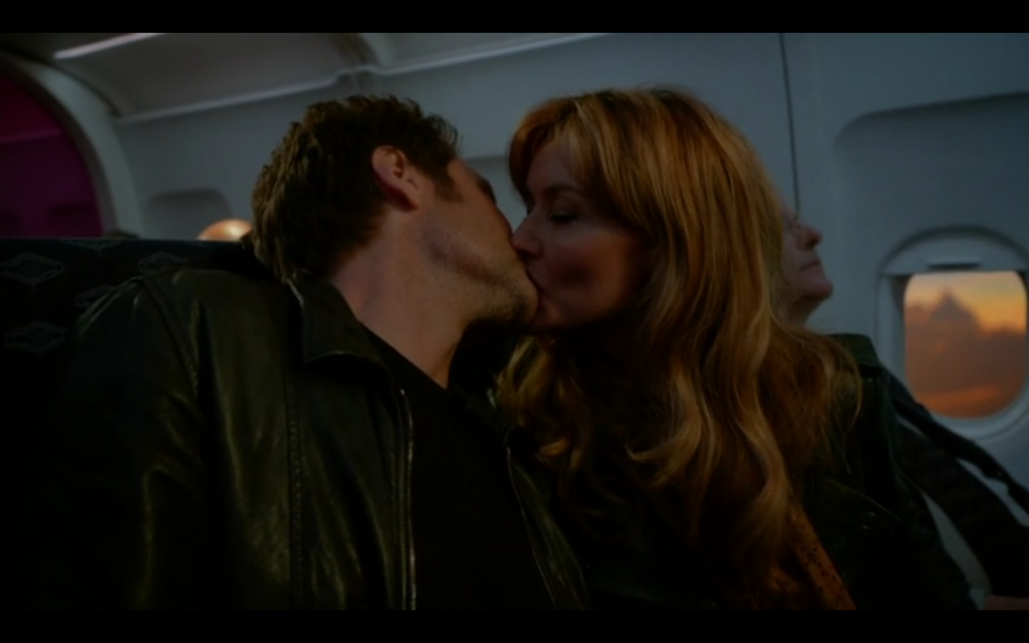 Californication Hank Moody Karen series finale kiss