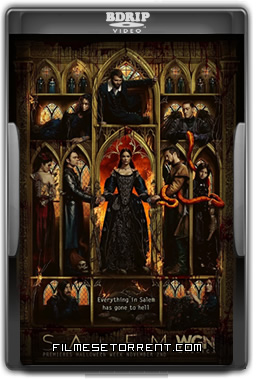 Salem 3ª Temporada Legendado Torrent 2016 HDTV 720p 1080p Download