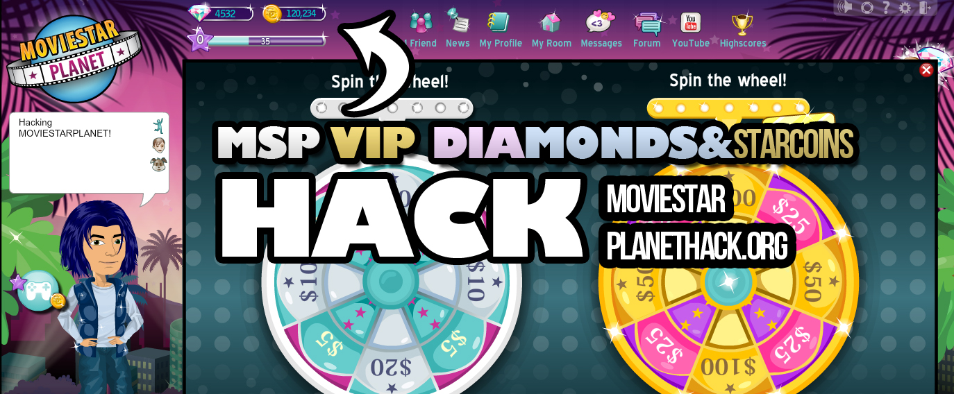 how to make a movie on msp