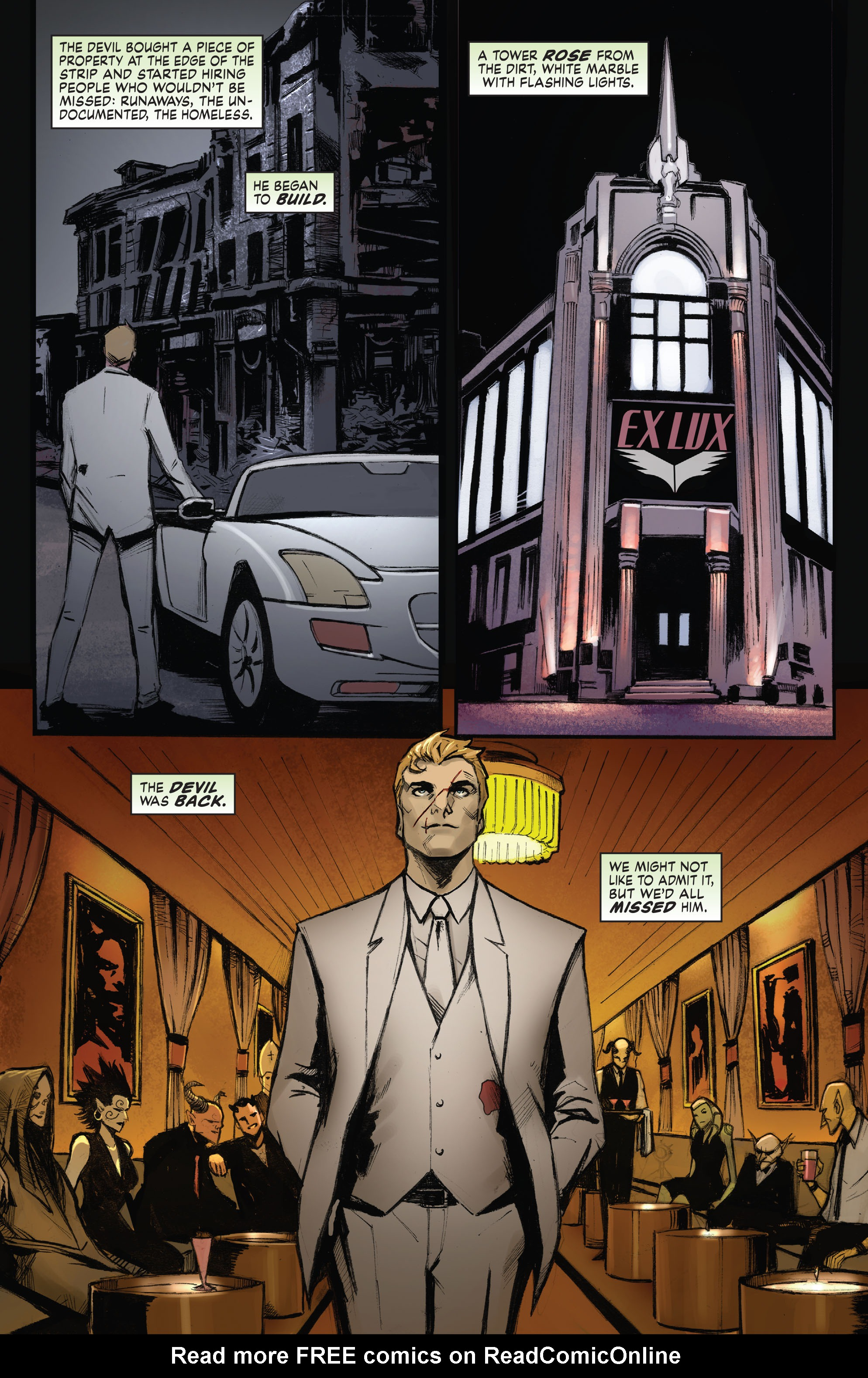 Read online Slash & Burn comic -  Issue #2 - 26